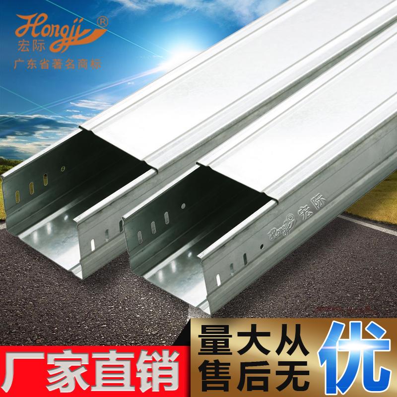 第三代新型镀锌线槽桥架100*100*0.8_建企商盟-建筑建材产业的云采购联盟平台
