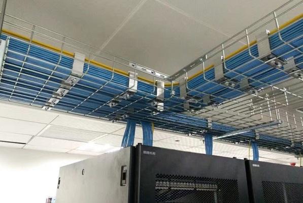 电缆桥架的施工方法