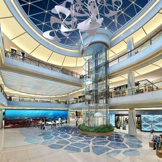 商业区设计001(装修公司)_建企商盟-建筑建材产业的云采购联盟平台
