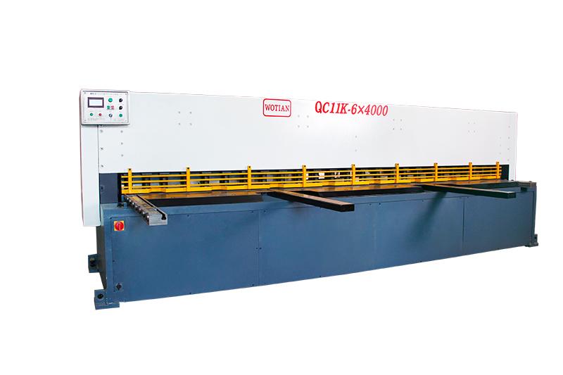 閘式剪板機-QC11Y