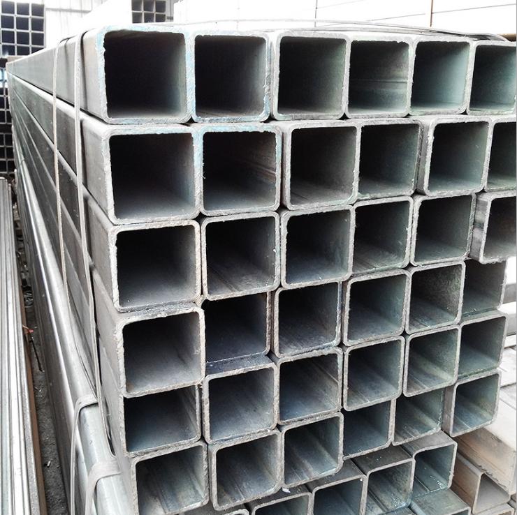 焊接q235方钢管切割加工幕墙黑方管50*50矩形管_建企商盟-建筑建材产业的云采购联盟平台