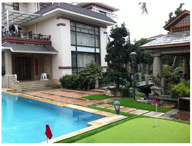 别墅及私家庭院设计与营造_建企商盟-建筑建材产业的云采购联盟平台