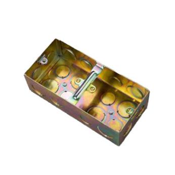 线管双孖防水接线盒明装暗装开关底盒_建企商盟-建筑建材产业的云采购联盟平台