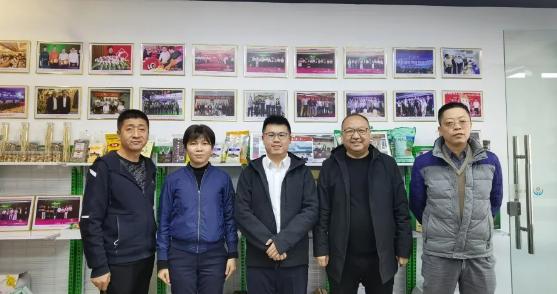 中国邮政储蓄银行广州东区支行刘夏立行长造访商会