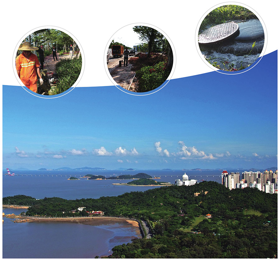 珠海横琴新区园林绿化养护工程_建企商盟-建筑建材产业的云采购联盟平台
