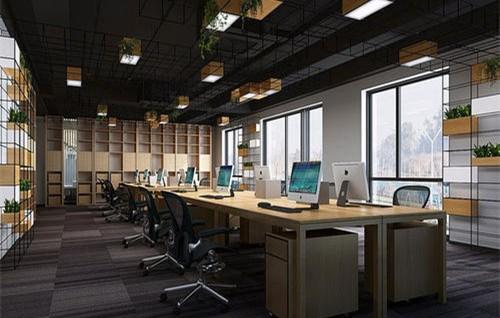 办公室如何装修才能增加公司活力?_建企商盟-建筑建材产业的云采购联盟平台
