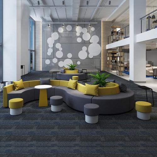 办公区设计001(装修公司)_建企商盟-建筑建材产业的云采购联盟平台