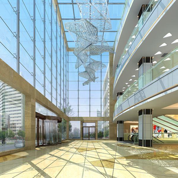 商业区设计002(装修公司)_建企商盟-建筑建材产业的云采购联盟平台