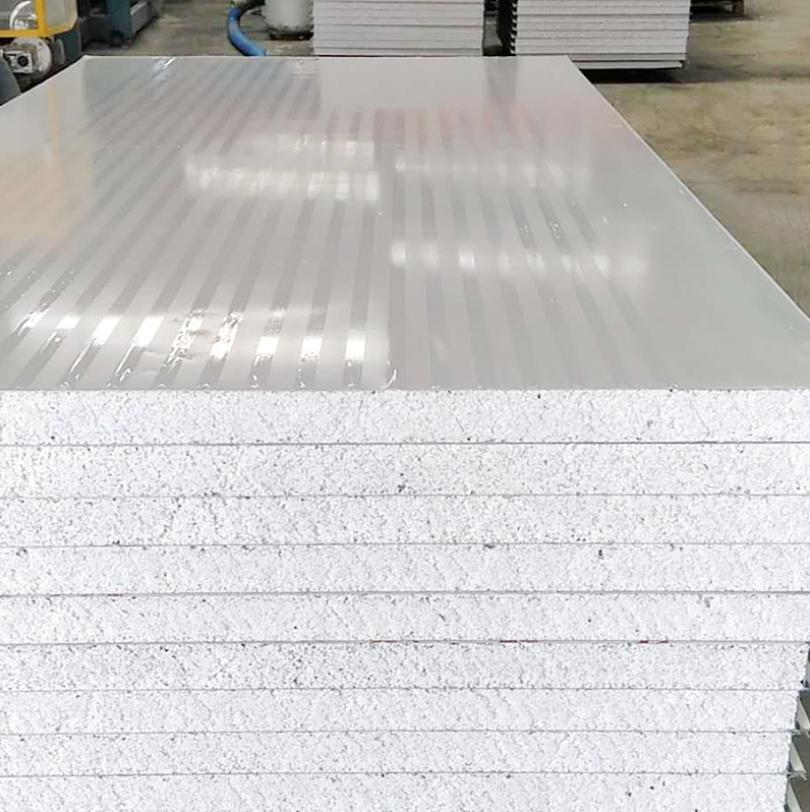 厂家直供彩钢硅岩夹芯板 机制防火硅岩板 隔热保温硅岩夹芯板_建企商盟-建筑建材产业的云采购联盟平台