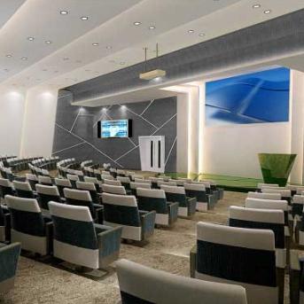 广州市科技职业学院多功能厅项目_建企商盟-建筑建材产业的云采购联盟平台