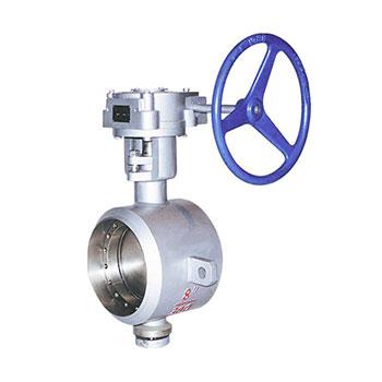 金属硬密封蜗轮对焊式蝶阀D363H-6C/10C-16C/25C_建企商盟-建筑建材产业的云采购联盟平台