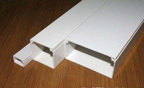 线槽内配线安装方法
