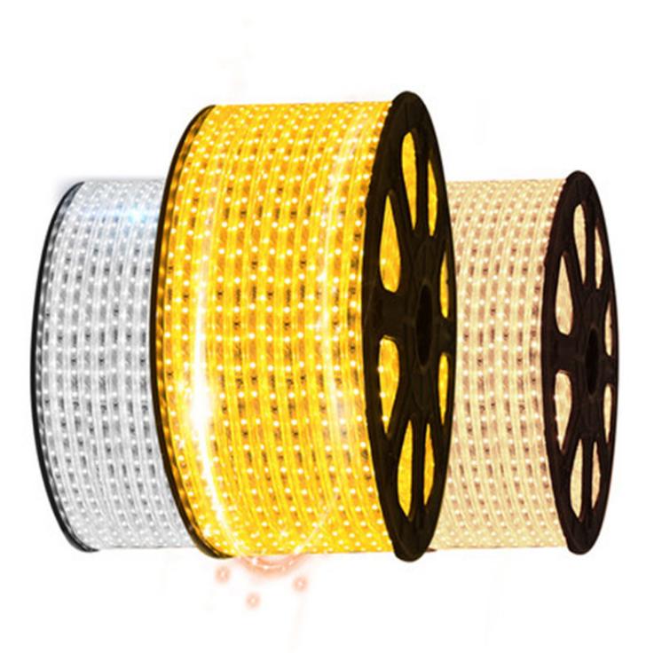 夜来思led高亮5730贴片灯带高压220vled暗槽防水灯带软灯条展柜_建企商盟-建筑建材产业的云采购联盟平台