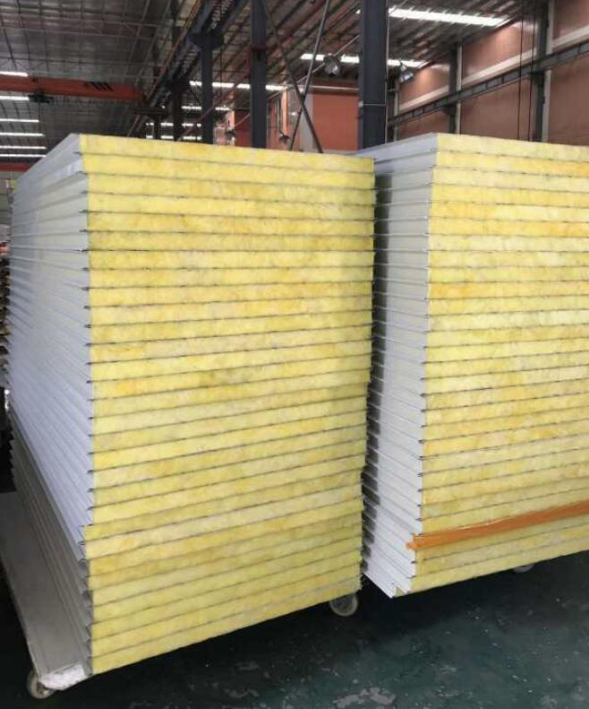 净化板生产工厂直供口罩厂专用板 防火板岩棉彩钢夹芯板_建企商盟-建筑建材产业的云采购联盟平台