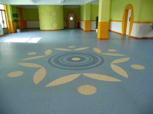pvc塑胶地板与传统地板的对比_建材新闻