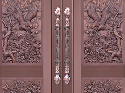 广州定制别墅豪华铜门-DY-8004_建企商盟-建筑建材产业的云采购联盟平台