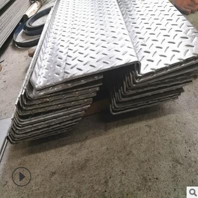 专业制作不锈钢防滑楼梯踏板304板材冲压折弯加工欢迎来电咨询_建企商盟-建筑建材产业的云采购联盟平台